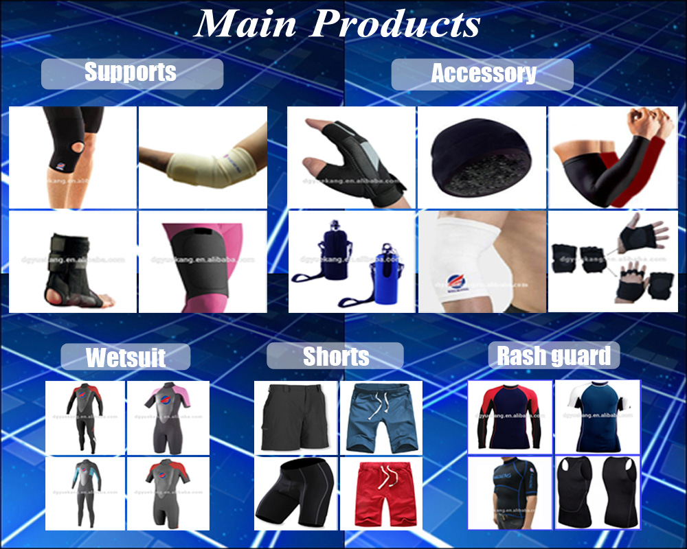 Elastic Knee Wraps for Training, Gym Workout, Powerlifting, Fitness Knee Straps