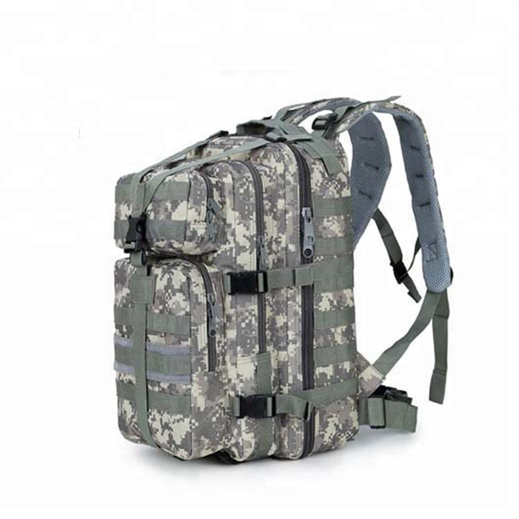 Waterproof outdoor camping Camouflage backpack <strong>bag</strong>