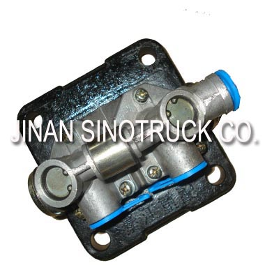 SINOTRUK HOWO Transmission Spare Parts 750132006 Cut Off Valve For Sale