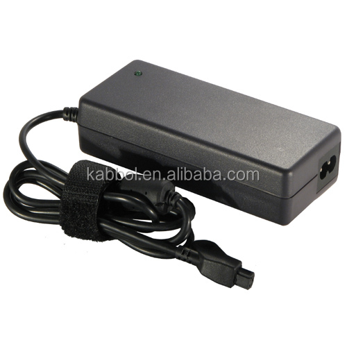 hot sell 20v 4.5A universal laptop ac power adapter notebook battery charger with 3pin for Dell Inspiron 1100