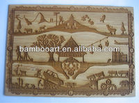bamboo product handicraft