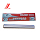 New Arrival precision aluminum foil roll cutter poly laminated rolls plastic wrap Fast delivery