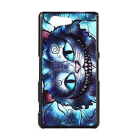 Mobile phone case ski cover for Sony Xperia Z4 compact, PC cover for Xperia Z4 mini