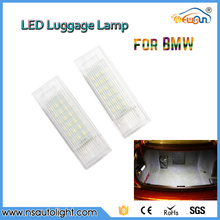 Auto accessories led luggage compartment lamp 24 smd LED interior Luggage lamps for BMW F10