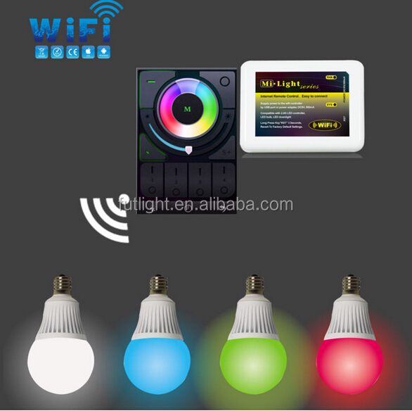 OEM acceptable 5W E14 E27 wireless smart control light bulb with lowest item price and shipping cost