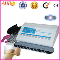 newest salon need electrode pad slimming machine electric muscle stimulation machine EMS AU-800S