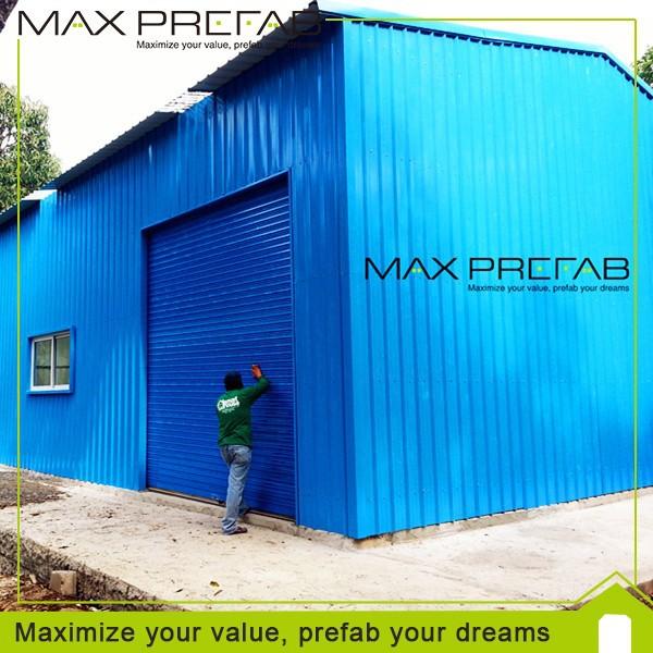 Venta al por mayor cobertizos metalicos para autos compre for Garaje portatil