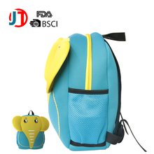 soft wholesale backpack fabric of neoprene for students