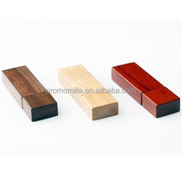 Promotional Stock Price Engraved Logo 4GB Branded Wooden USB Stick USB Flash Drives