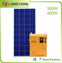 500W portable completer solar panel system for home use