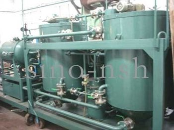 engine oil treatment oil purification oil recycling oil purifier oil regeneration machine