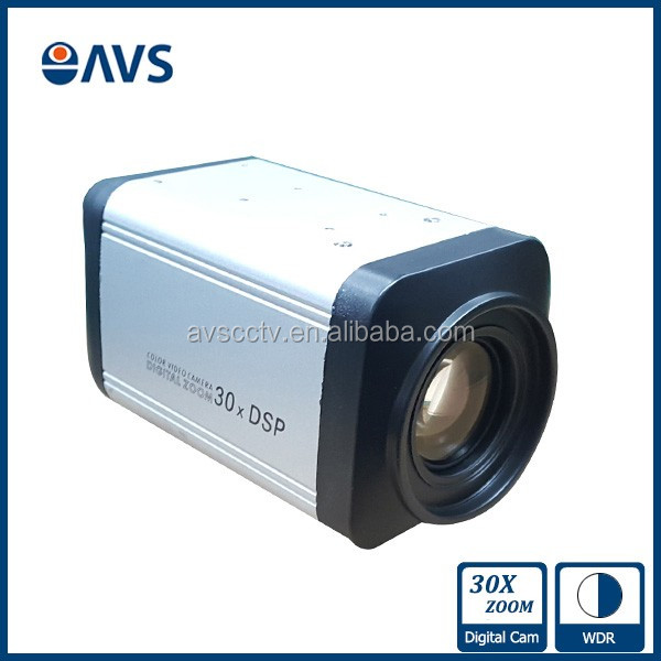 Excellent Quality CCD Auto Zoom Camera CCTV For Car