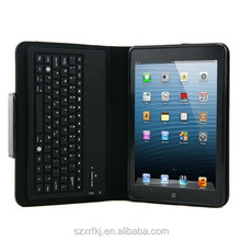 2015 Sanruwin best seller and popular bluetooth keyboard case for ipad mini case