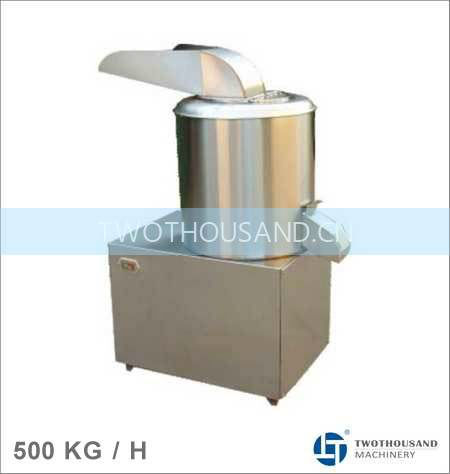 Mashed Potato Machine - 500 KG/H, Stainless Steel, TT-F139