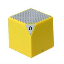 Corner Blue tooth Speaker Small Square/Rectangle/Magic Mini Wireless Customized Audio Gift portable speaker