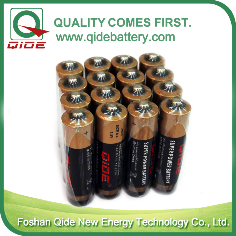 Super Heavy Duty AA/R6 UM3 Battery