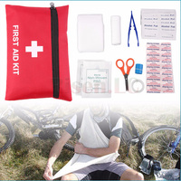 2017 Best-Selling Lightweight and Portable Wholesale Travel Medical First Aid Kit