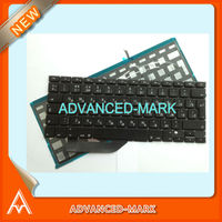 "New ! UK Print Russian Letter Layout Keyboard with Backlight For MacBook Pro 15"" Retina A1398 2012 Year mc975 MC976 Laptop"