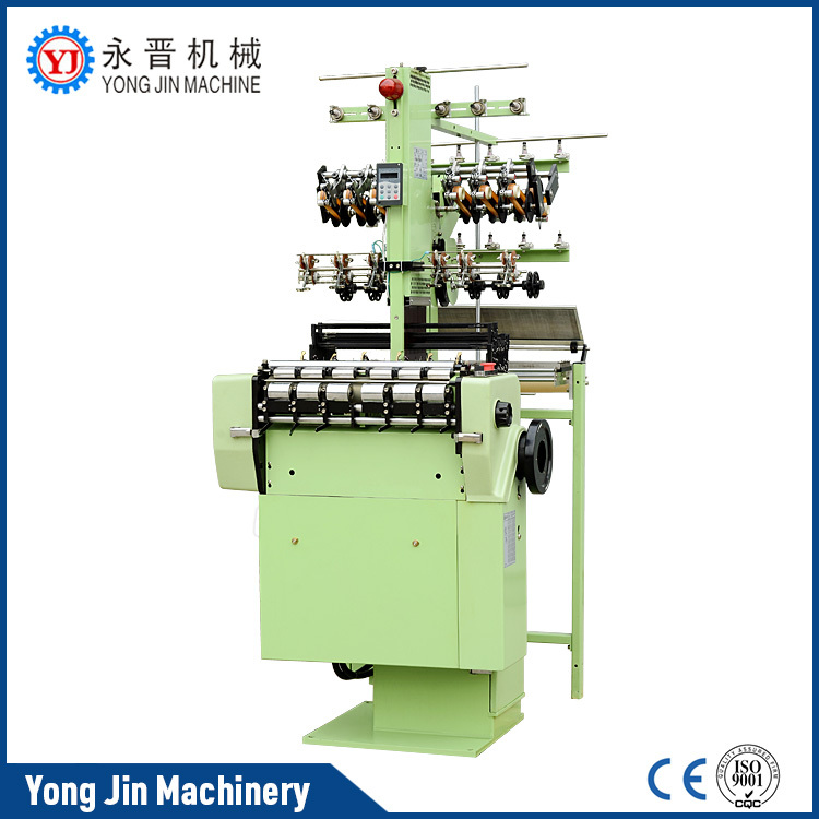 Factory price computerized jacquard flat knitting power loom belts weft machines