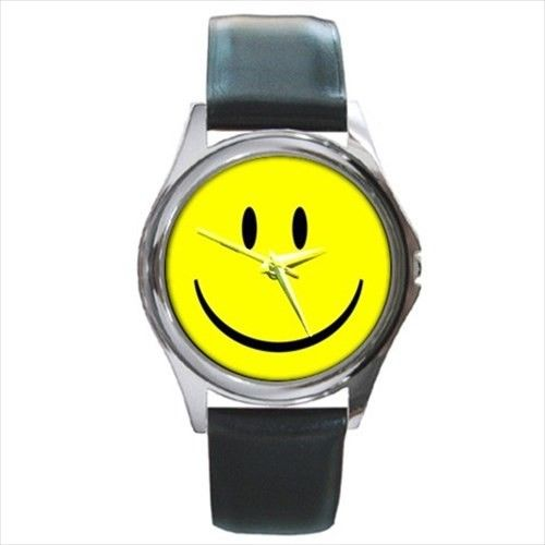 Wholesale Cute Smile Face Waterproof Characrteristic Watches