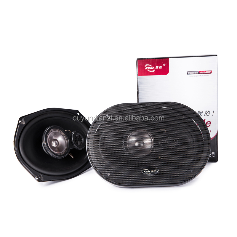 KY-692 Oval Shape Speaker, 6x9 Speaker For Car