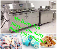 commerical candy rope sizer/rope sizer machine/candy batch roller and rope sizer for lollipop