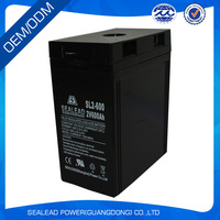 home solar power 2v 600ah battery UPS 2volt rechargeable vrla batteries in big promotion