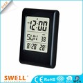 2018 NEW cheap gift alarm clock promotion clock with elegant design and low price S011A
