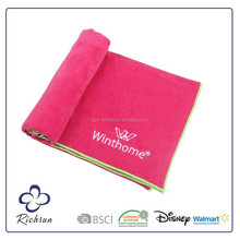 Wholesale Yoga Towel Microfiber Non-Slip, Yoga Mat Towel