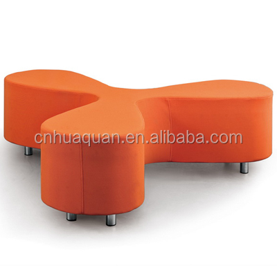 531#Kids creative ottoman sofa set design,office sofa couch,library furniture school,kids zone seating