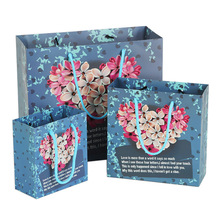 Hot industrial famous eco cheap flower paper <strong>bag</strong>