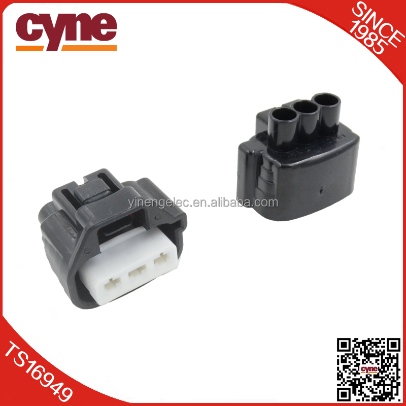 3 pole 090 sumitomo plastic electrical connector for BWM 6189-0193