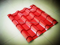 Selling well heat resistant density of galvanized steel sheet steel arch roof of China supplier