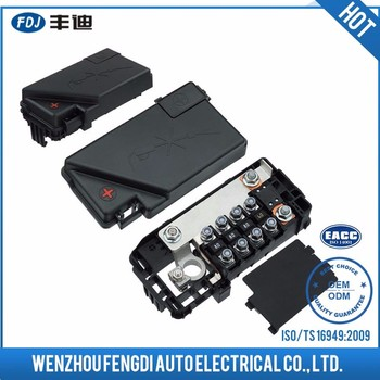 On time delivery Good Quality Fuse Box Dc