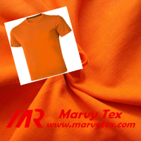 100 cotton high quality stretch jersey fabric for clothing