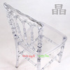 Transparent Wedding Chair