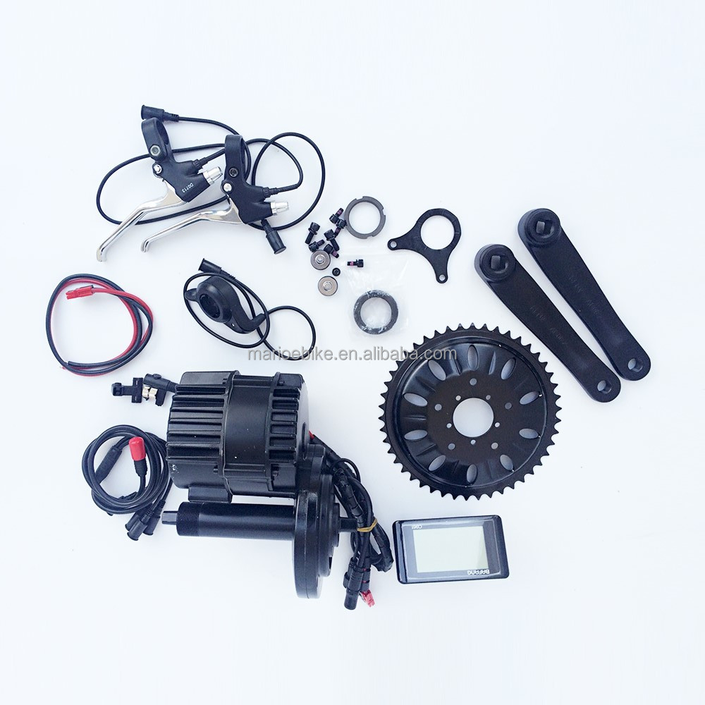 8FUN BAFANG BBS03 1000W mid drive motor kits electric bicycle parts