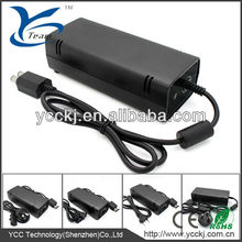 Ac adapter for power supply cord for xbox360 slim ac adapter for xbox one