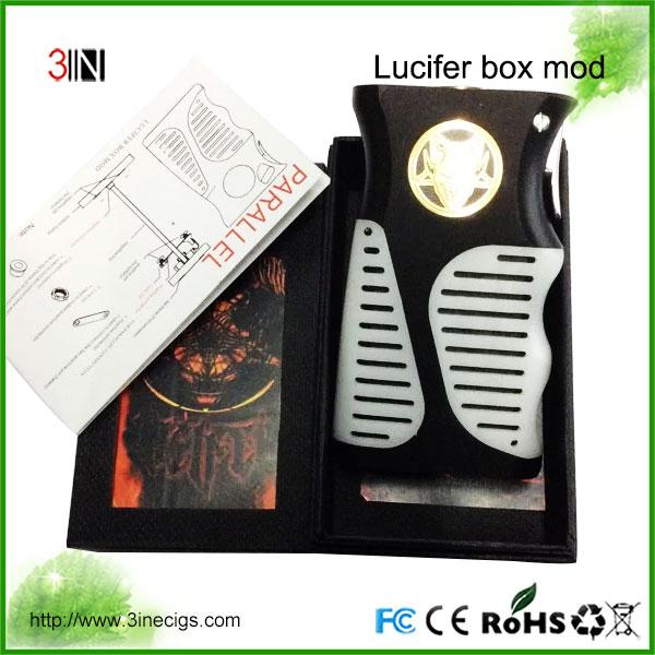 Factory Price Lucifer Box Mod 2016 Newest Lucifer Box Mod