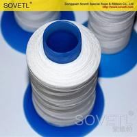 Super quality hotsell ptfe sewing thread for glitter bag