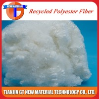 100% recycled fiber polyester raw material for pillows