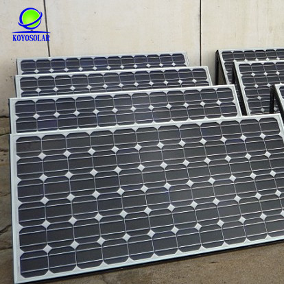 Solar mould Solar station use photovoltaic 200w mono solar panels