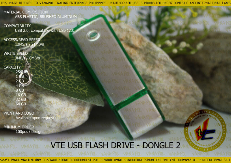 VANAPOL USB FLASH DRIVE DONGLE 2