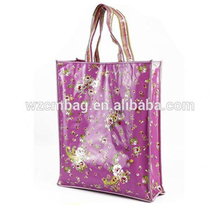 Promotion double layer pp non-woven bag/non-woven shopping bags