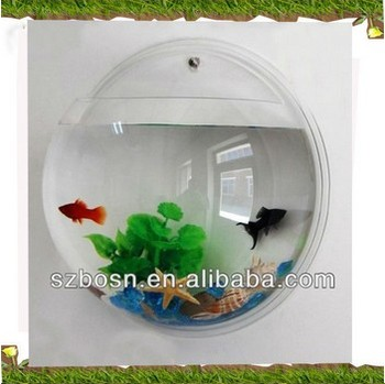 Good quality best price wall mounted acrylic fish aquarium acrylic fish aquarium for sale
