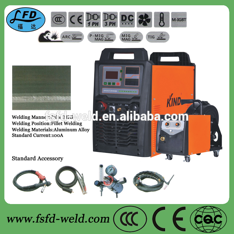 TIG welding aluminum welding machines