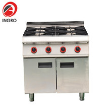 Commercial Wok Burner Gas/Japanese Gas Stove/4 Burner Table Top Gas Stove