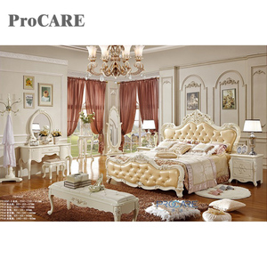 NEW fashion 2015 Home Furniture FOSHAN bedroom design