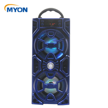 Good Quality Multimedia loudspeaker box Portable bluetooth Wireless speaker karaoke