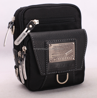 PU satchel messenger bag leather satchel men